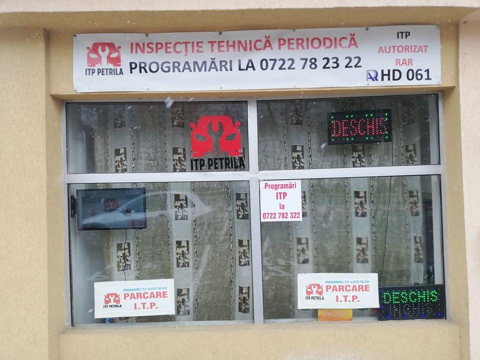 Inspectie Tehnica Periodica ITP Petrosani