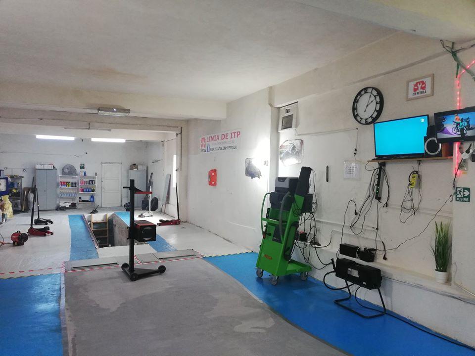 Galerie Statie ITP Petrila Petrosani